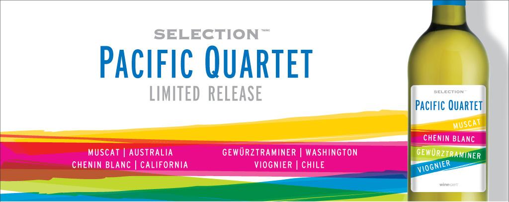 Pacific Quartet Wine