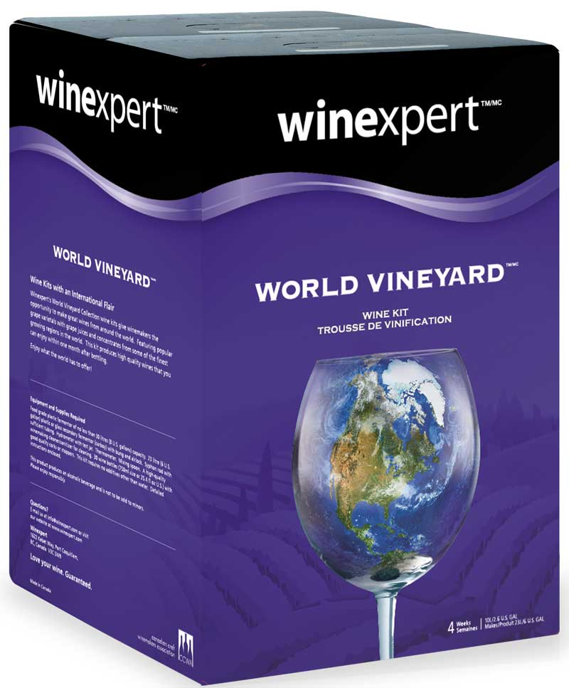 Winexper World Vineyard