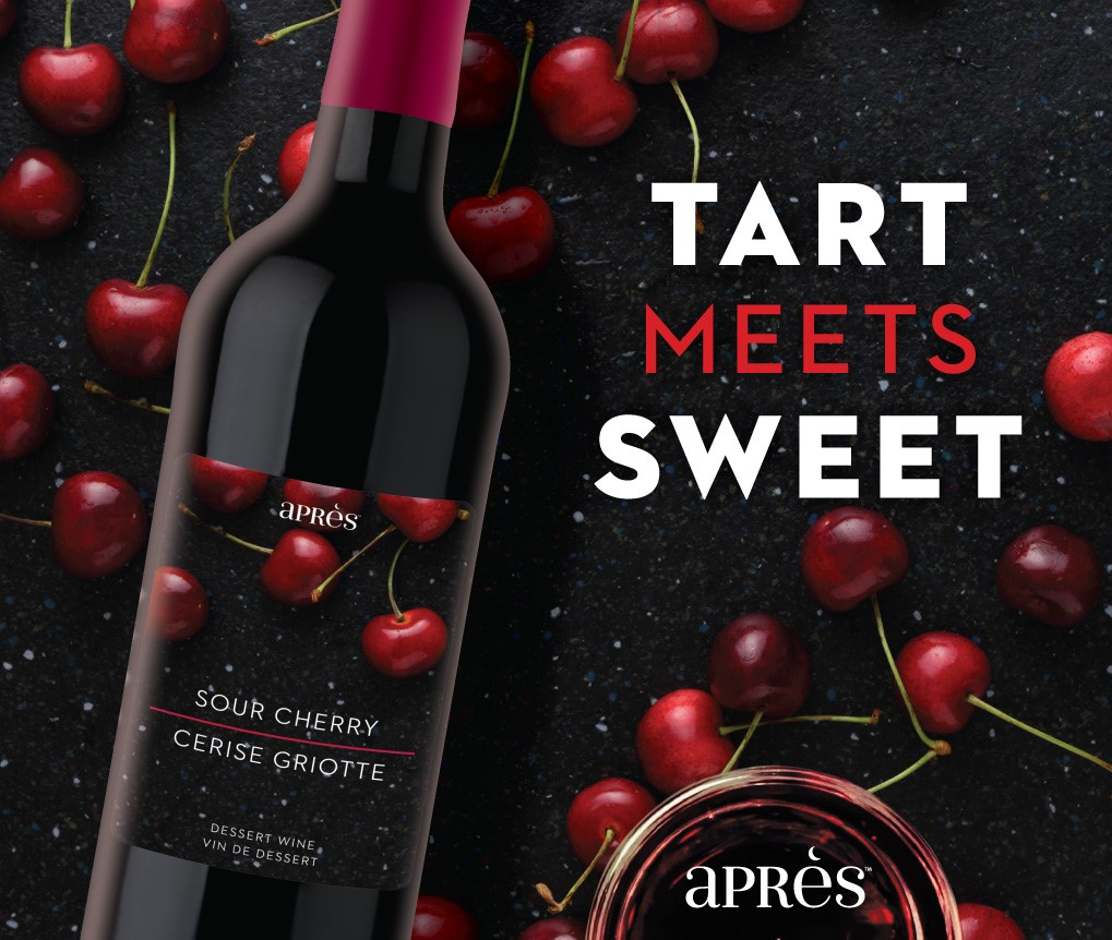 APRÈS LIMITED RELEASE SOUR CHERRY