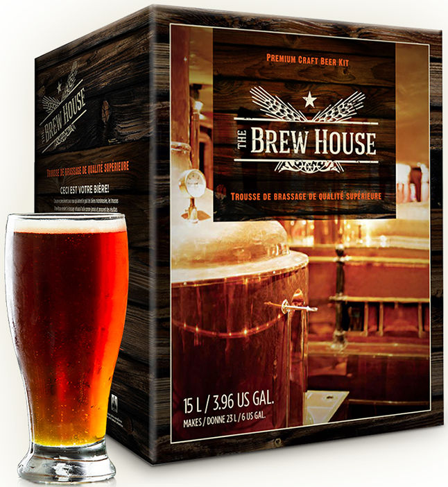 The Brew House Beer