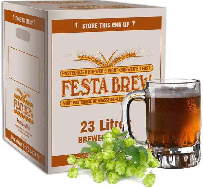 Festa Brew Beer