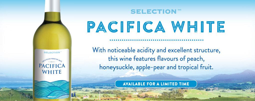 Pacifica White