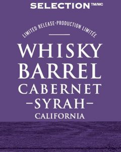 Whisky Barrel Cabernet Merlot