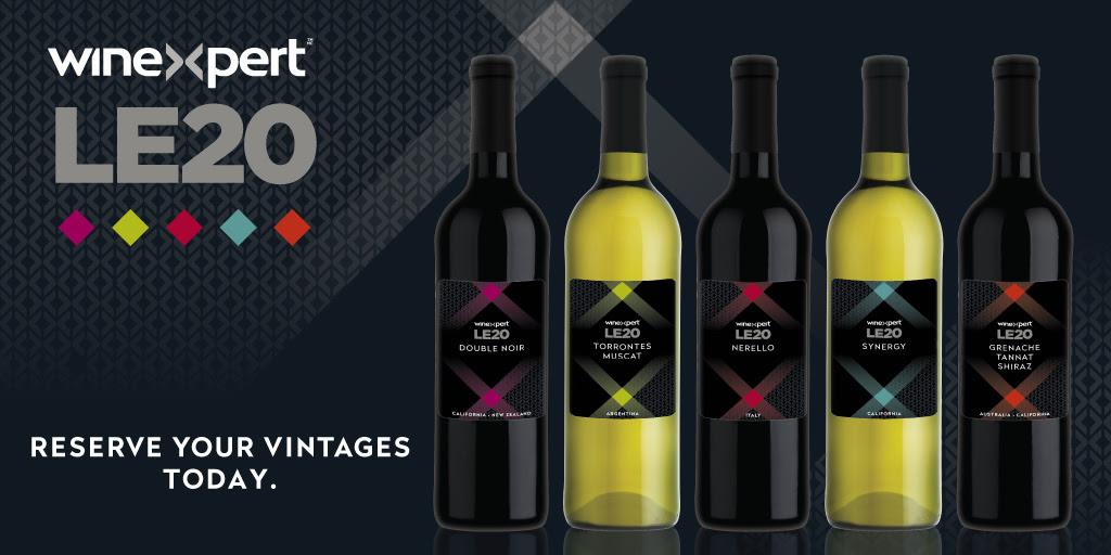 Winexpert LE20 Banner