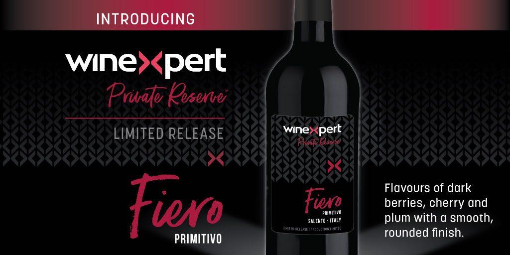 Winexpert-private reserve-fiero